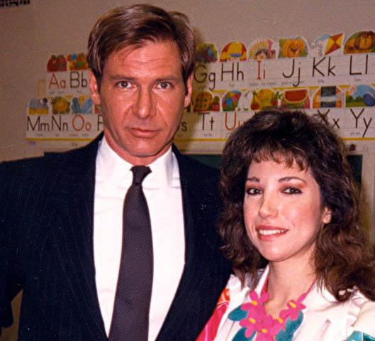 RF & Harrison Ford