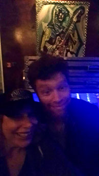 Ginger Broderick & Rennie Pincus