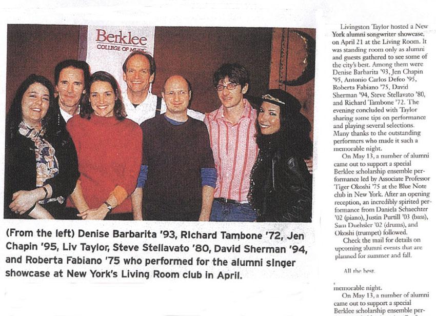 Berklee Alumni News