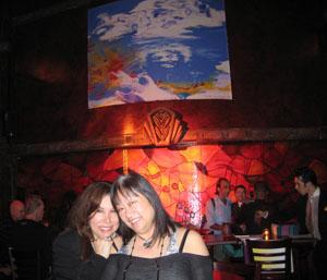 RF & May Pang