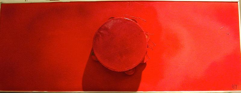 """""""Blood Tambourine"""", 2013"""