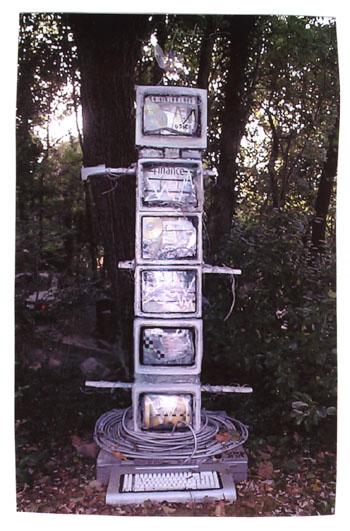 """""""Computotem...#1"""", 2001"""