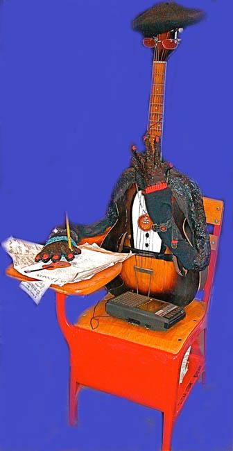 """""""Guitar Lesson"""", 2009"""