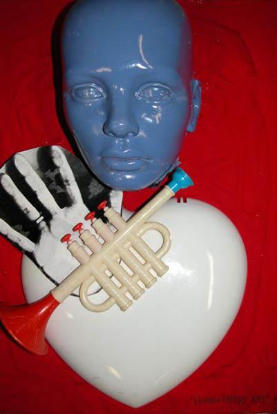 """""""Horn & Heart Art"""", 2008"""