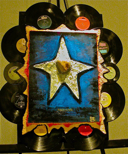 """Rock Star"", 2011"