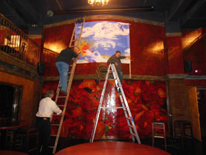 Setting up the Artwork